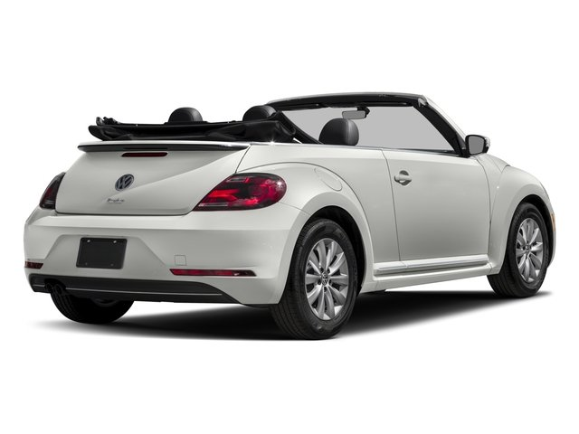 2017 Volkswagen Beetle Convertible Pictures 2d S I4 Turbo Photos Side Rear View