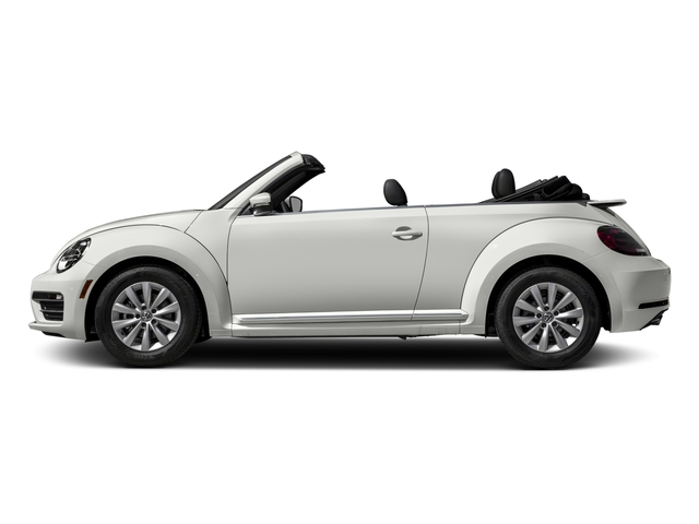 2017 Volkswagen Beetle Convertible Pictures Beetle Convertible 1.8T Classic Auto photos side view