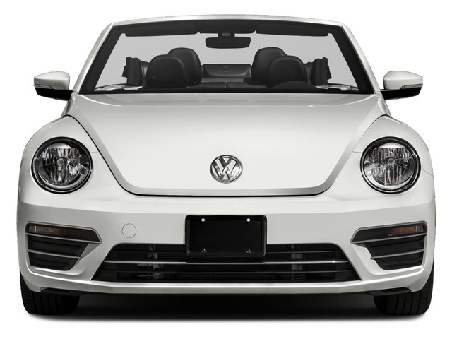 2017 Volkswagen Beetle Convertible Base Price 1.8T SE Auto Pricing front view