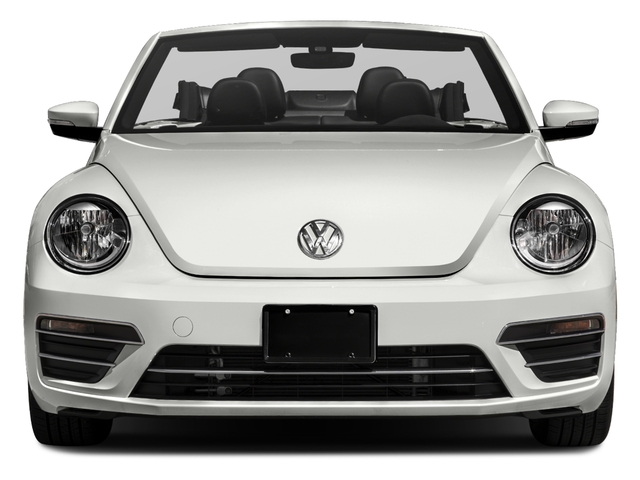 2017 Volkswagen Beetle Convertible Base Price 1.8T Classic Auto Pricing front view