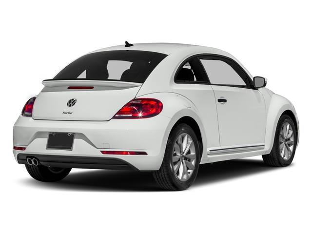 2017 Volkswagen Beetle Pictures Beetle 1.8T Classic Auto photos side rear view