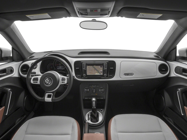 2017 Volkswagen Beetle Pictures Beetle 1.8T Classic Auto photos full dashboard