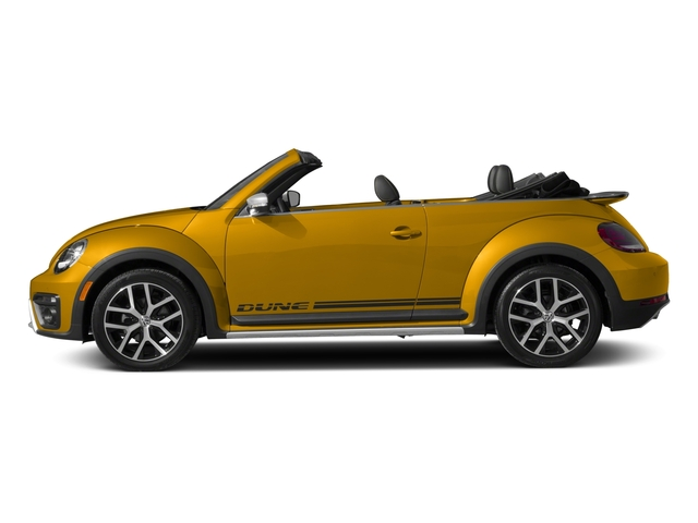 2017 Volkswagen Beetle Convertible Base Price 1.8T Dune Auto Pricing side view