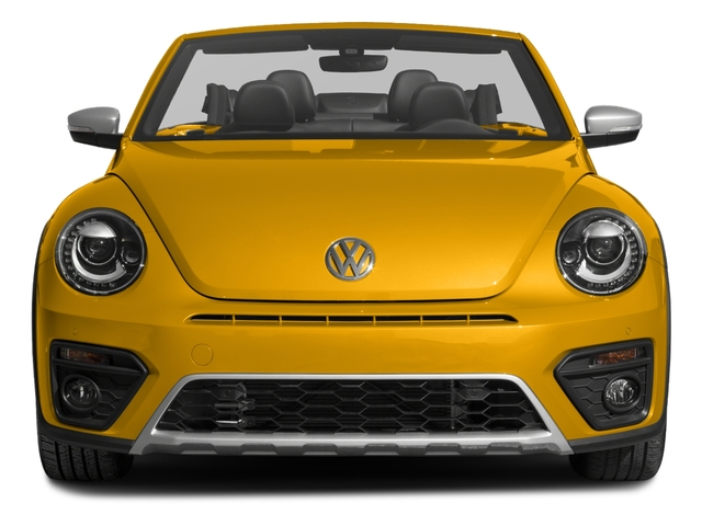 2017 Volkswagen Beetle Convertible Base Price 1.8T Dune Auto Pricing front view