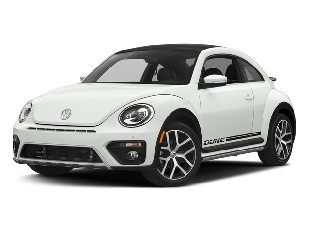 2017 Volkswagen Beetle Base Price 1.8T Dune Auto Pricing side front view