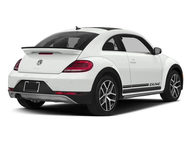 2017 Volkswagen Beetle Base Price 1.8T Dune Auto Pricing side rear view