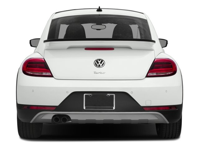2017 Volkswagen Beetle Base Price 1.8T Dune Auto Pricing rear view