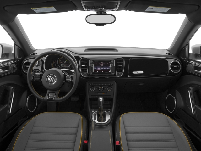 2017 Volkswagen Beetle Base Price 1.8T Dune Auto Pricing full dashboard