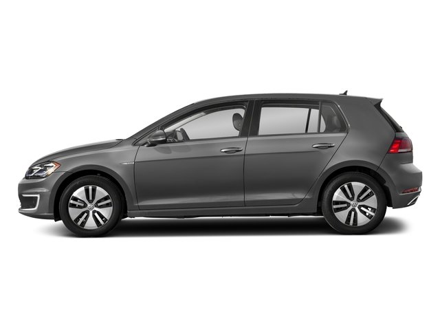 2017 Volkswagen e-Golf Base Price 4-Door SE Pricing side view