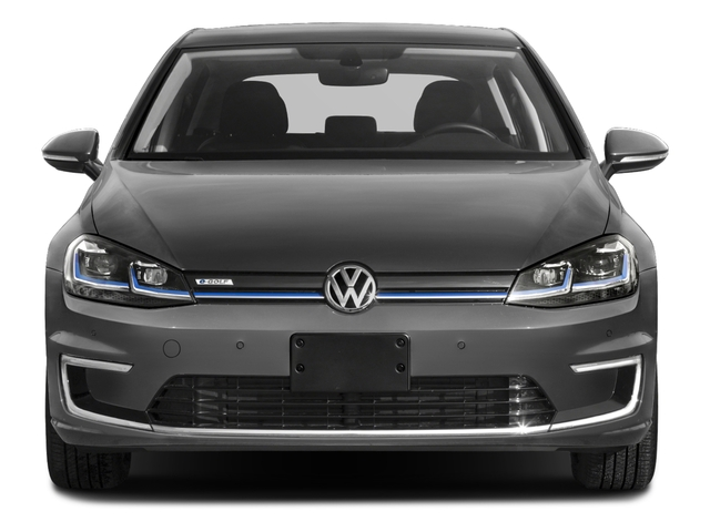 2017 Volkswagen e-Golf Base Price 4-Door SE Pricing front view