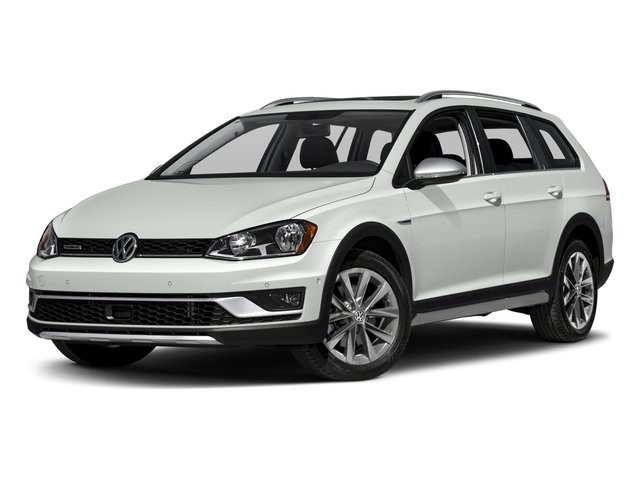 2017 Volkswagen Golf Alltrack Base Price 1.8T SE Manual Pricing side front view