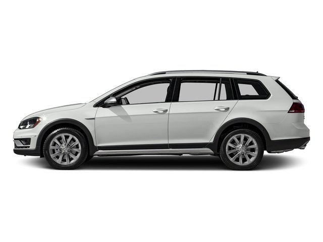 2017 Volkswagen Golf Alltrack Base Price 1.8T S Manual Pricing side view