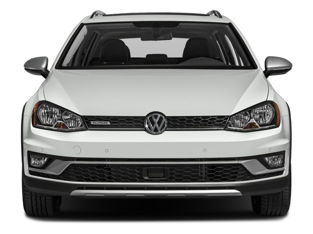 2017 Volkswagen Golf Alltrack Base Price 1.8T S Manual Pricing front view