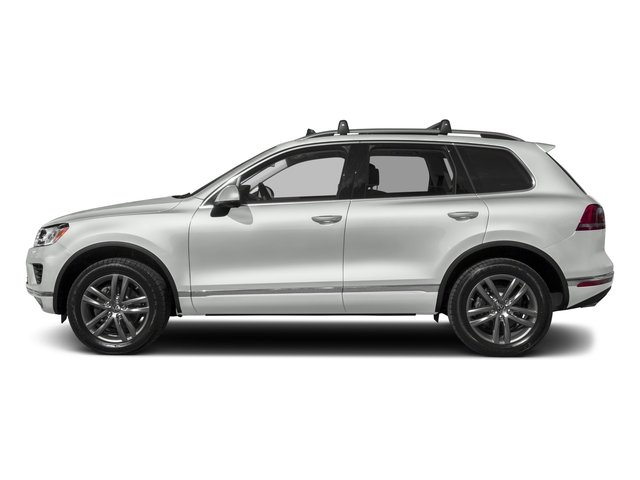 2017 Volkswagen Touareg Pictures Touareg V6 Wolfsburg Edition photos side view