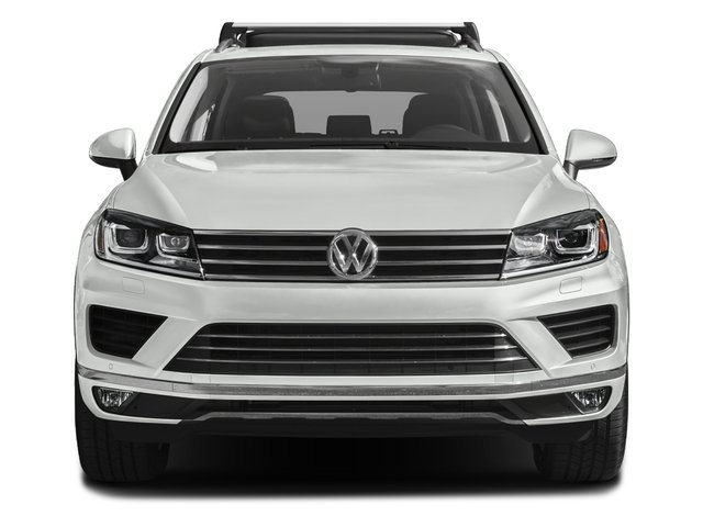 2017 Volkswagen Touareg Base Price V6 Executive Pricing front view