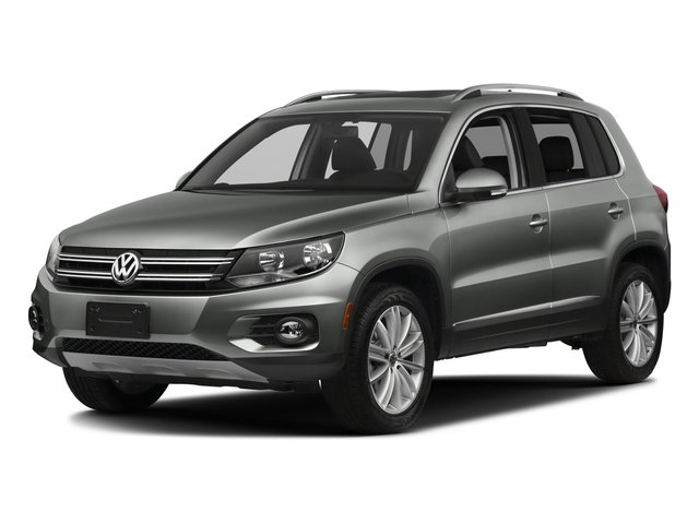 2017 Volkswagen Tiguan Base Price 2.0T Wolfsburg Edition FWD Pricing side front view