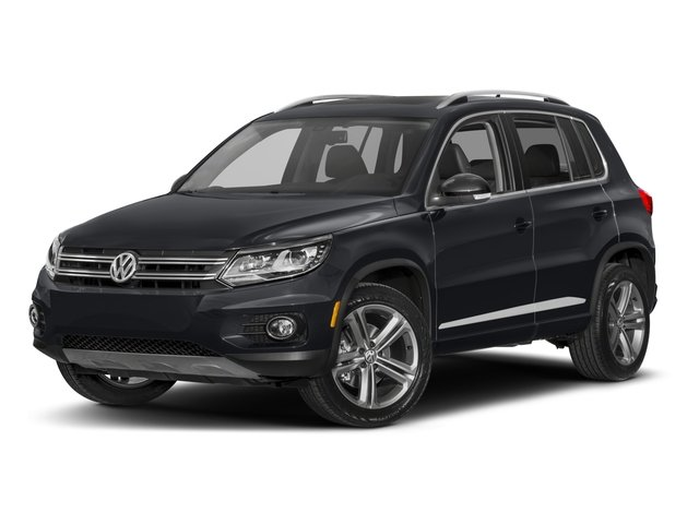 2017 Volkswagen Tiguan Base Price 2.0T Sport 4MOTION Pricing side front view