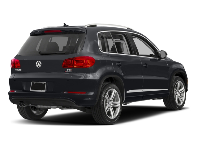 2017 Volkswagen Tiguan Base Price 2.0T Sport 4MOTION Pricing side rear view