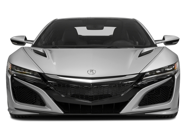 2018 Acura NSX Base Price Coupe Pricing front view