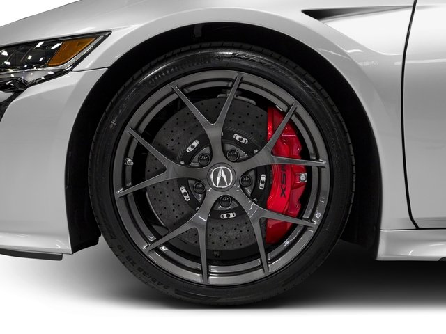 2018 Acura NSX Pictures NSX Coupe 2D AWD Hybrid Turbo photos wheel