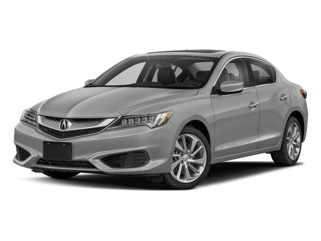 2018 Acura ILX Pictures ILX Sedan photos side front view