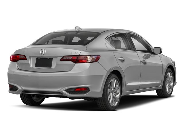 2018 Acura ILX Prices and Values Sedan 4D side rear view