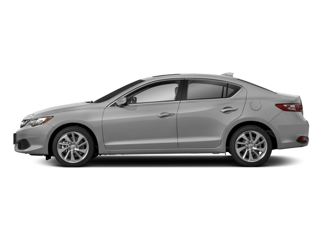 2018 Acura ILX Prices and Values Sedan 4D side view