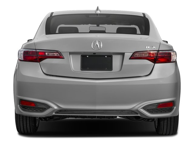 2018 Acura ILX Pictures ILX Sedan photos rear view