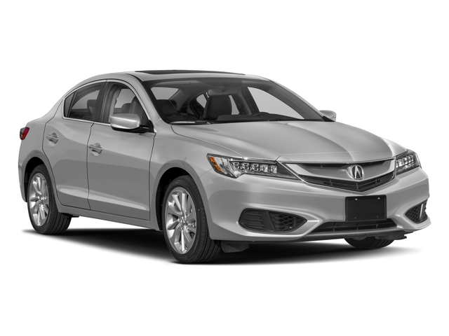 2018 Acura ILX Prices and Values Sedan 4D side front view