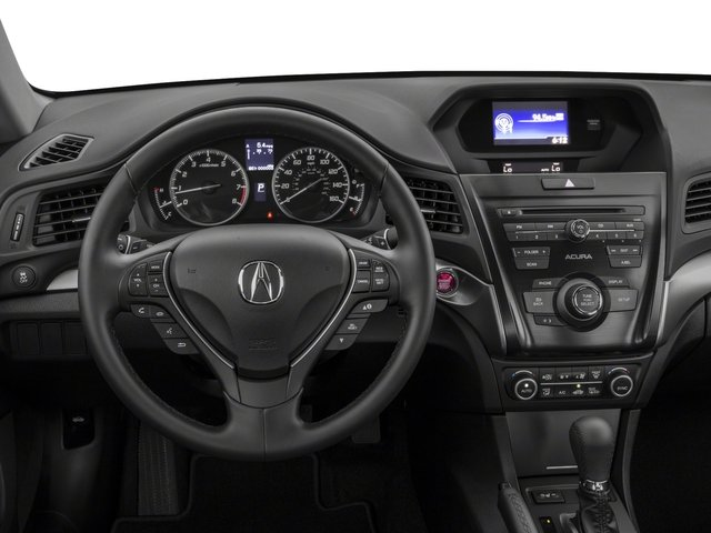 2018 Acura ILX Prices and Values Sedan 4D driver's dashboard