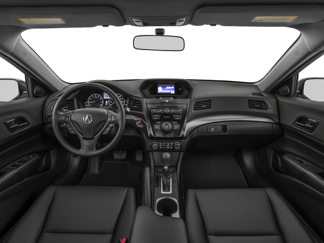 2018 Acura ILX Prices and Values Sedan 4D full dashboard