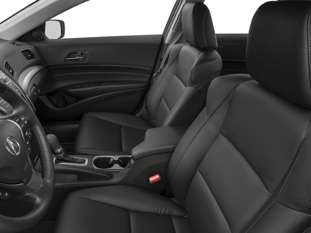2018 Acura ILX Prices and Values Sedan 4D front seat interior