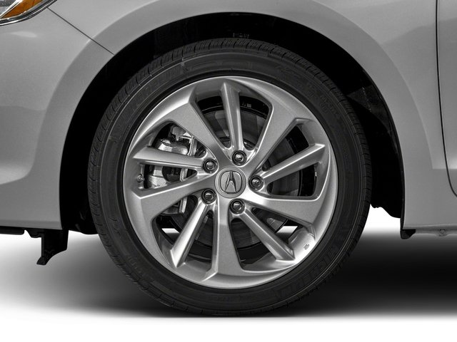 2018 Acura ILX Prices and Values Sedan 4D wheel