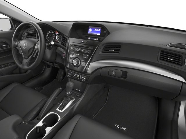 2018 Acura ILX Pictures ILX Sedan photos passenger's dashboard