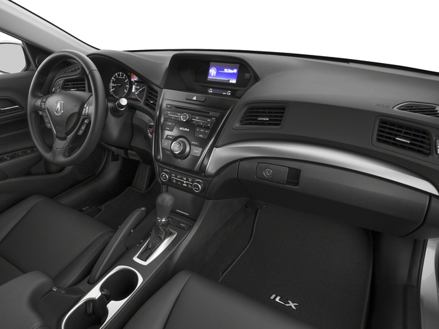 2018 Acura ILX Prices and Values Sedan 4D passenger's dashboard