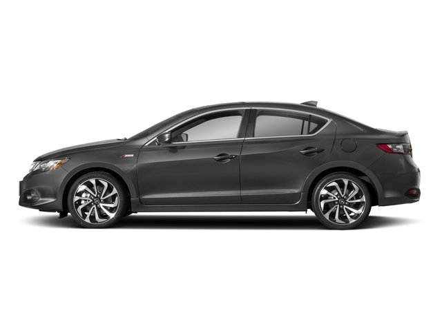 2018 Acura ILX Base Price Sedan w/Premium/A-SPEC Pkg Pricing side view