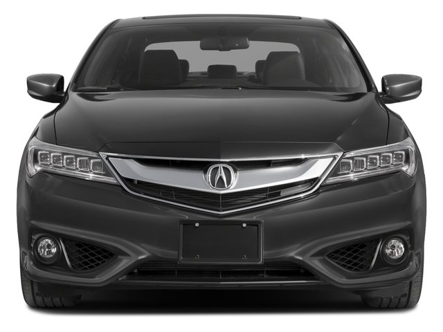 2018 Acura ILX Base Price Sedan w/Premium/A-SPEC Pkg Pricing front view