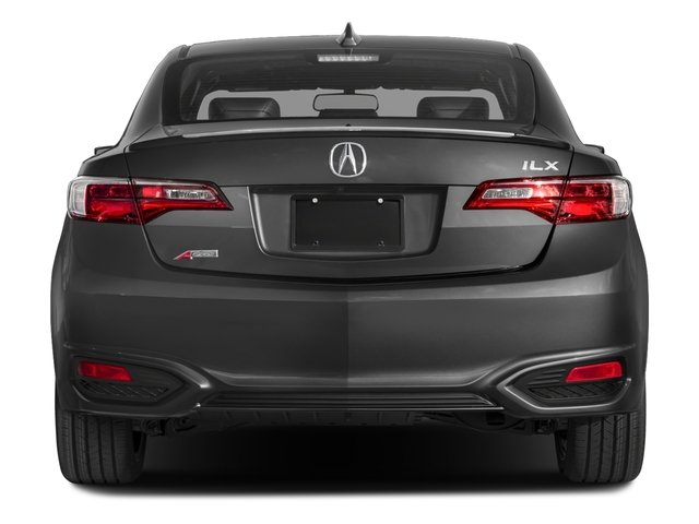 2018 Acura ILX Base Price Sedan w/Premium/A-SPEC Pkg Pricing rear view