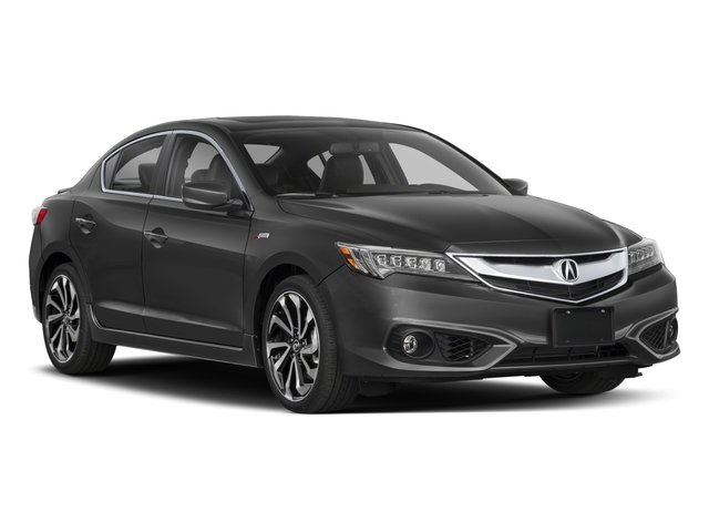 2018 Acura ILX Base Price Sedan w/Premium/A-SPEC Pkg Pricing side front view