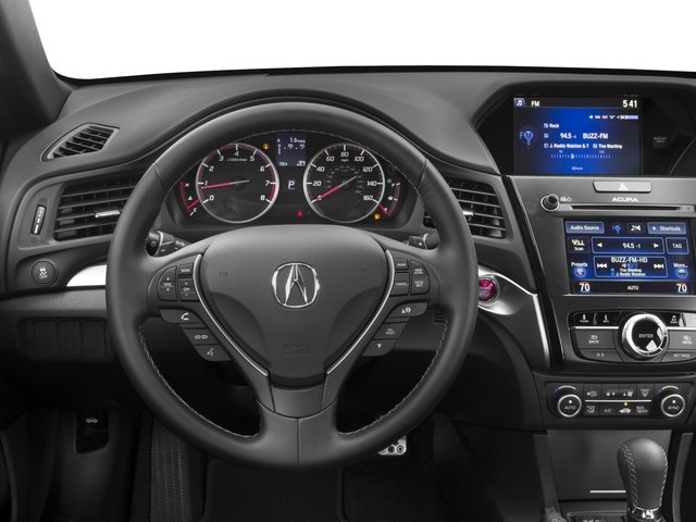 2018 Acura ILX Base Price Sedan w/Premium/A-SPEC Pkg Pricing driver's dashboard