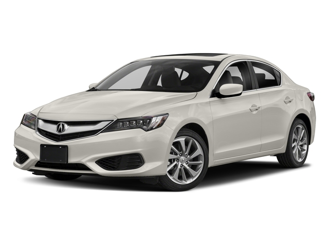 2018 Acura ILX Base Price Sedan w/Premium Pkg Pricing