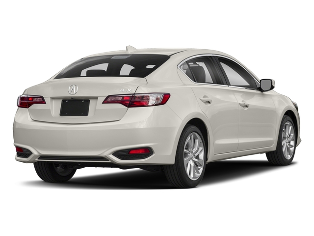 2018 Acura ILX Base Price Sedan w/Premium Pkg Pricing side rear view