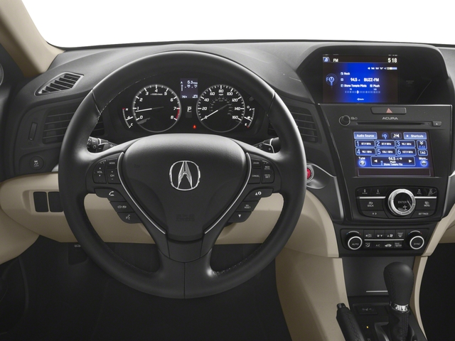 2018 Acura ILX Base Price Sedan w/Premium Pkg Pricing driver's dashboard