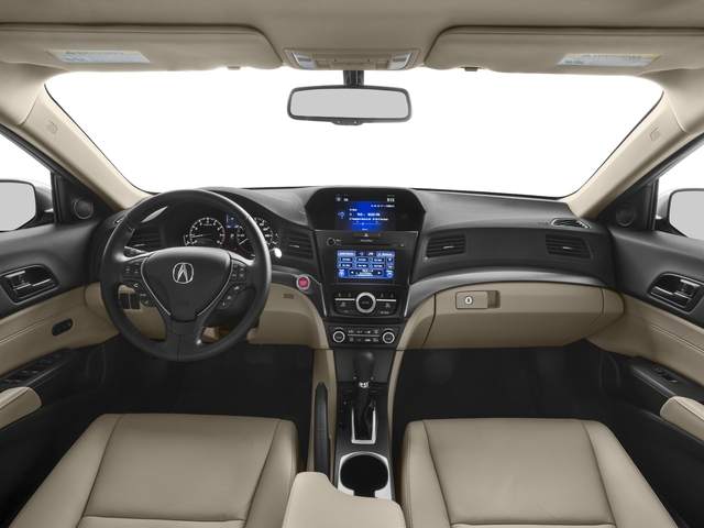 2018 Acura ILX Base Price Sedan w/Premium Pkg Pricing full dashboard