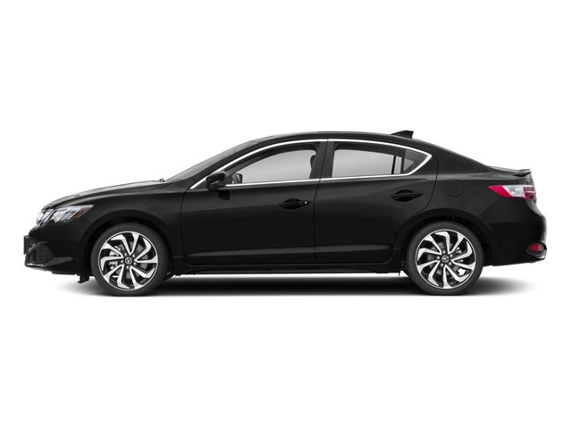 2018 Acura ILX Prices and Values Sedan 4D Special Edition side view