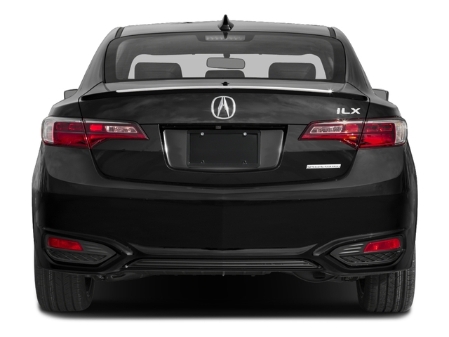 2018 Acura ILX Prices and Values Sedan 4D Special Edition rear view