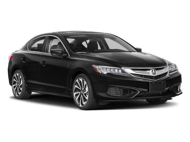 2018 Acura ILX Prices and Values Sedan 4D Special Edition side front view