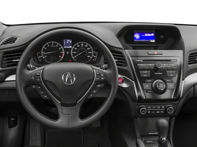 2018 Acura ILX Prices and Values Sedan 4D Special Edition driver's dashboard