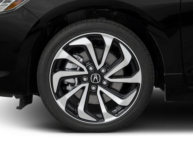 2018 Acura ILX Prices and Values Sedan 4D Special Edition wheel