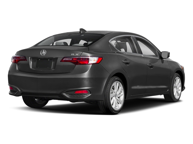 2018 Acura ILX Prices and Values Sedan 4D Technology Plus side rear view